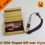 Kupferner Fenster-Bookmark-Geschenk-Metall-USB Pendrive (YT-3294-02)