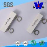Resistore incassato di ceramica della ferita del collegare di Rx27 2W-20W con ISO9001