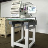 Holiauma Swfのタイプコンピュータ化された刺繍機械日本は品質の高速15カラー1ヘッド刺繍機械を分ける