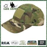 野球帽の軍の軍隊オペレータ調節可能な帽子