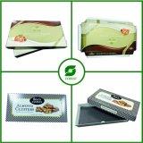 Cajas de cartón decorativas del envío plegable con las tapas
