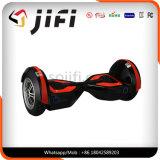 10pulgadas Dos ruedas Scooter eléctrico con luz LED