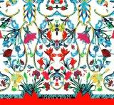 Digital-Textildrucken-Gewebe-Polyester-Gewebe 100% (PF-042)