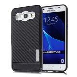 Новый корпус из углеродного волокна для телефона Samsung Galaxy J5 2016