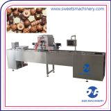 Linha de produção máquina do chocolate dos servos motores da fatura de chocolate com Ce