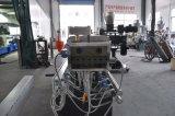 PE EVA Black Talc remplissage et agglomération Extrusion Machinery
