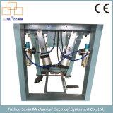 El de alta frecuencia sincroniza el impermeable de fusión que hace la máquina para la venta