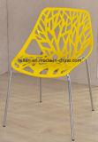 Presidenza d'impilamento senza braccia di plastica dell'ospite di strizzatina d'occhio per la mobilia del giardino di Outddor (LL-0036)