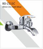 Robinet à levier unique de Bath de zinc de Bd2111c 40mm