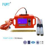 Pqwt-S150 150 medidores de localizador da mina e detetor da água subterrânea