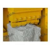Máquina que parte para hacer la pavimentación de las piedras del adoquín (P90)