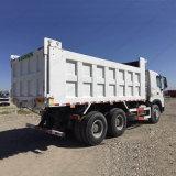 Sinotruk HOWO 6X4 371HP 덤프 트럭 팁 주는 사람 트럭