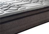 Nuevo colchón de resorte de rectángulo de la venta al por mayor del diseño 2017