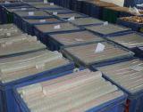 De transparante Band van de Kantoorbehoeften in de Kaart van de Hanger van de Automaat