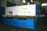 Máquina hidráulica del esquileo de la viga de la guillotina/del oscilación (QC12Y-8*3050)