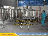 Réacteur chimique à chauffage électrique 1000L sur plate-forme