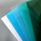 Feuille solide colorée de polycarbonate pour l'écran de toiture