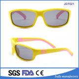 O bebê bonito dos vidros de Sun Anti-UV400 das meninas dos meninos da forma caçoa óculos de sol