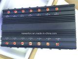 Le tout dans un brouilleur de téléphone mobile/ brouilleur GPS/Jammer 4G/315MHz/433 MHz/868 MHz Jammer