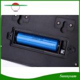 Sensor PIR Solar Jardín de luz LED de 20 de la pared con Ce & RoHS