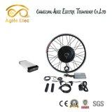 Kit eléctrico de la bici de 48V 1000W del motor de gran alcance del eje con la batería