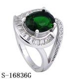 De nieuwe Zilveren Ring Hotsale van de Juwelen van het Ontwerp Imitatie
