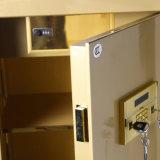 디지털 자물쇠 Champagne 금 Seriers Fdx A1/D 120-Y를 가진 안전 가정 안전한 상자