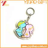 De leuke Gift van de Herinnering van het Embleem van Keychain Customed (yb-hd-185)