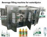 Volledige Automatische Pet Bottled De drinkende Vullende Lopende band van het Mineraalwater