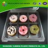 Macaron를 위한 명확한 애완 동물 플라스틱 물집 포장 상자