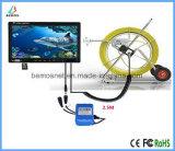 Detetor da tubulação da câmera do IR da inspeção da tubulação de DVR HD 1000tvl