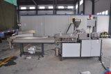 PP 실험실 산탄 기계 유리 섬유