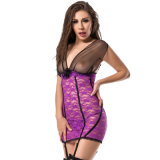 2017 New Design Hot Super Ready Produits Top OEM Services Brand Lingerie