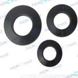RubberdieZegelring van het Silicone van de Hogedrukpan van de Fabrikant van de O-ring van China de Rubber In het groot In Aeromat wordt gemaakt