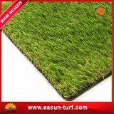 Пейзаж зеленый сад синтетических травы искусственных травяных