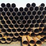 ASTM A500 Gr. Tubos de aço preto não-óleo de 2 polegadas ERW