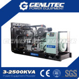 генератор 600kVA Perkins тепловозный (Perkins 2806C-E18TAG1A, альтернатор Лерой Somer)