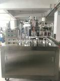 Semi-Auto enchimento da câmara de ar e máquina da selagem para a câmara de ar plástica de China