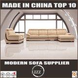 Sofá de couro italiano moderno do quarto de assento dos fabricantes da mobília