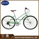 2017 bicicleta de la ciudad de la muchacha de la velocidad de la parte posterior 7 de la alta calidad (CTB6)