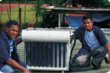 9000-36000BTU壁に取り付けられた分割ハイブリッド太陽エネルギーの空気調節