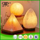 Lampe de l'Himalaya de sel gemme