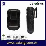 Construit en WiFi GPS Bluetooth 120 degré 3G 4G Corps de police de la caméra vidéo usés fabriqués en Chine