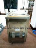 Una máquina de envasado al vacío de la cámara de máquinas de sellado