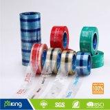 Schönes gedrucktes BOPP selbstklebendes Band mit Firmenzeichen