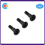 Aço M5 / Botão / Rodada Cabeça lisa Cabeça de ombro em forma de palito personalizado / parafusos de escada