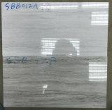 Azulejo rústico esmaltado pulido diseño de la cerámica de la pared del mármol del suelo de la piedra de la porcelana del mármol del material de construcción 30X60