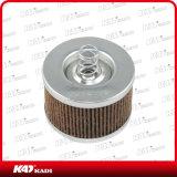 Bajaj 복서 Bm100 모터바이크를 위한 Kadi 기름 필터는 기관자전차 기름 연료 필터를 분해한다