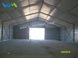 500 medidores quadrados galvanizados isolaram a barraca industrial da chapa de aço