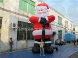 Decorazione gonfiabile di natale di Lowes, il Babbo Natale con il prezzo poco costoso